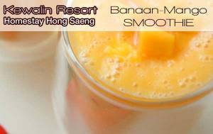 Banaan-Mango-SMOOTHIE
