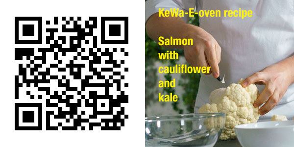 Salmon-with-cauliflower-and-kale